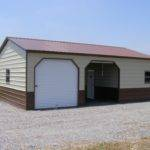 Create Living Space Metal Shed Building Prices