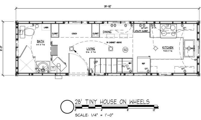 Create Your Own Tiny House Floor Plan