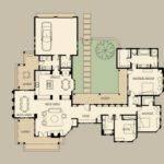 Creative Hacienda Style Floor Plans Remodel Interior Decor Home
