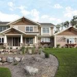 Crosse Craftsman Home Plan House Plans More