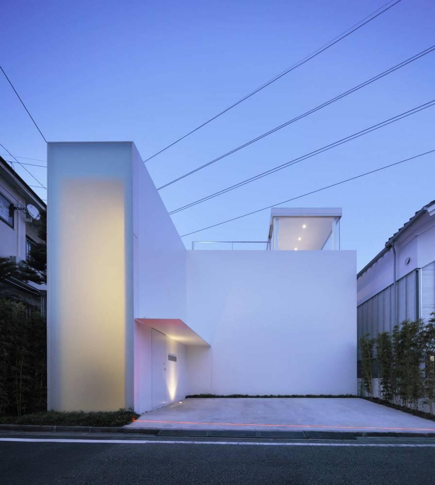 Cube Court House Shinichi Ogawa Associates