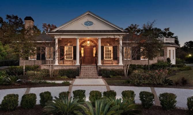 Custom Built Brick Stucco Home