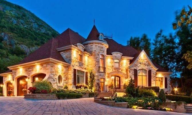 Custom Built House Canada Gorgeous Little Castle