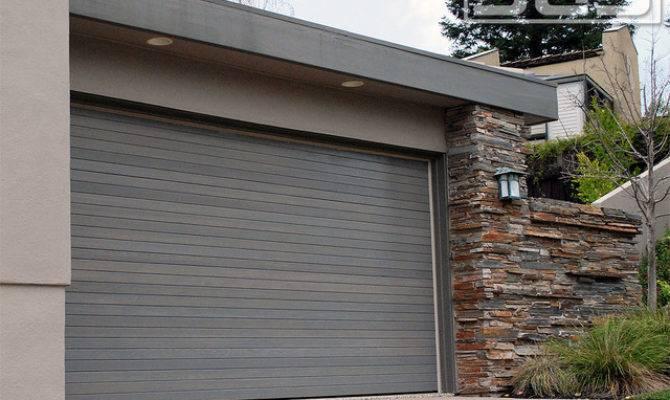 Custom Designed Modern Garage Doors Dynamic Door
