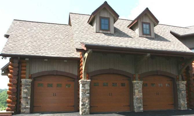 Custom Garages Living Quarters Guest Over Garage
