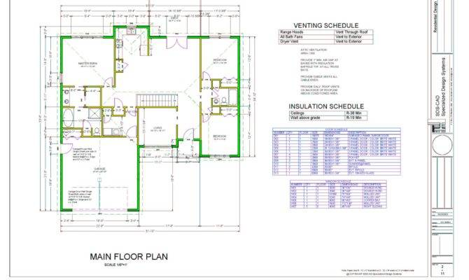 Custom Home Design Plan Blogkaku House Floor