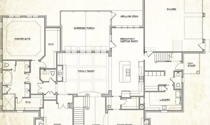 Custom Home Designs North Carolina