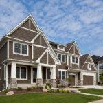 Custom Home Exteriors Builders New
