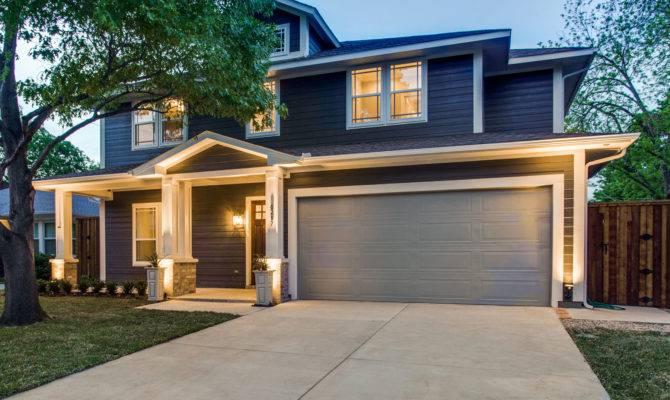Custom Home Lakewood Dallas Sold Desco Fine