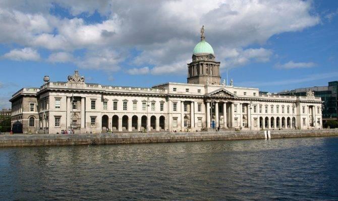 Custom House Dublin Wikipedia