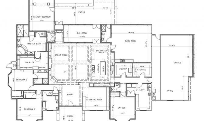 Custom House Plans Home Design Ideas