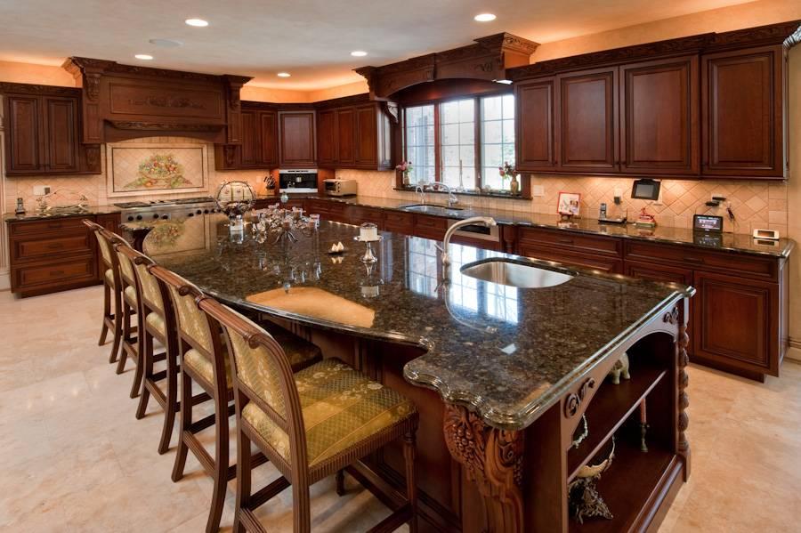Custom Kitchen Designs Kevo Development Bergen County