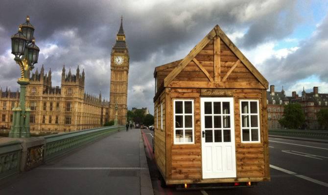 Custom Made One Bedroom House Wheels Planning Needed
