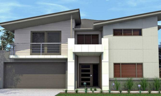Custom New Home Designs House Plans