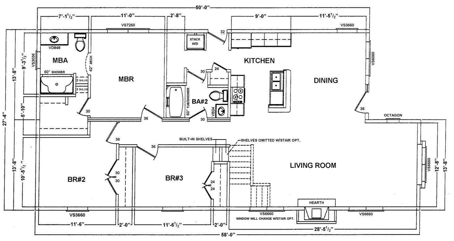 Custom Ranch Floor Plans Home
