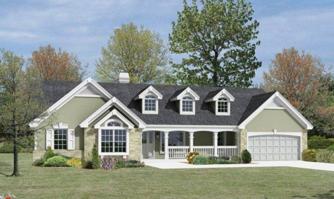 Custom Ranch Home Designs Large Texas Style House