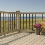 Customized Deck Ideas Cottage
