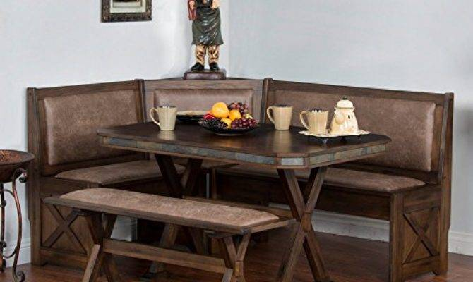 Cute Dining Booth Sets Your Home
