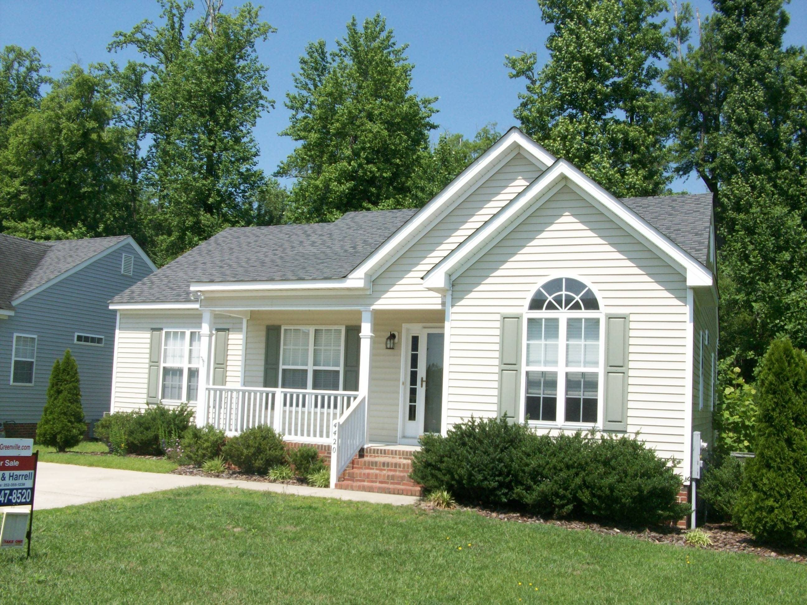 Cute Home Greenville Real Estate Homes