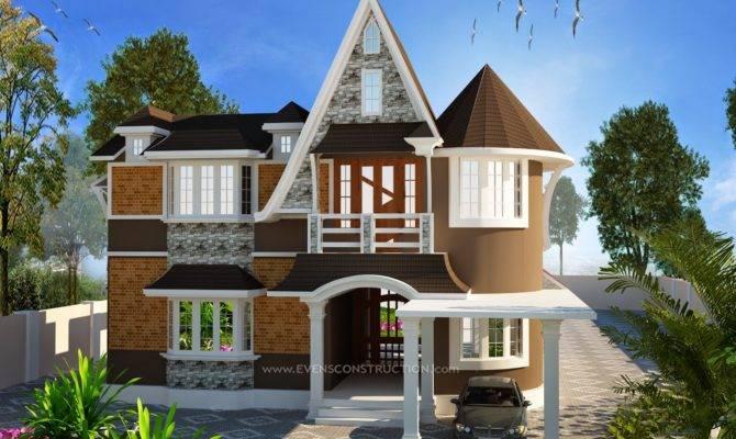 Cute Little House Plan Home
