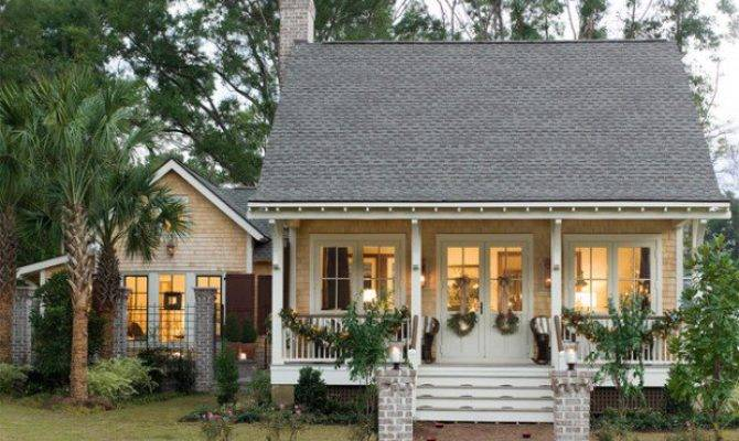 Cute Small Houses Look Peaceful Style Motivation