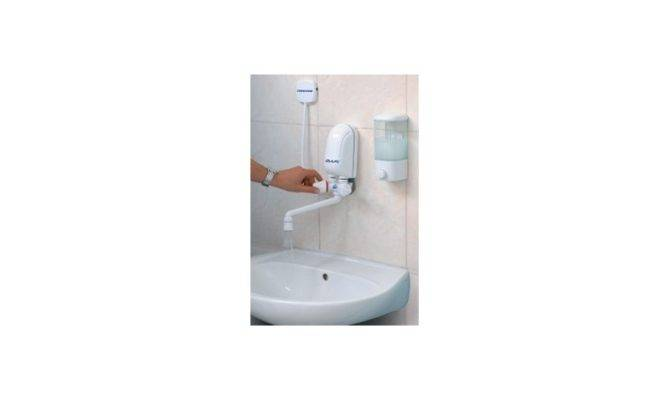 Dafi Water Heater Plastic Tap Set Over