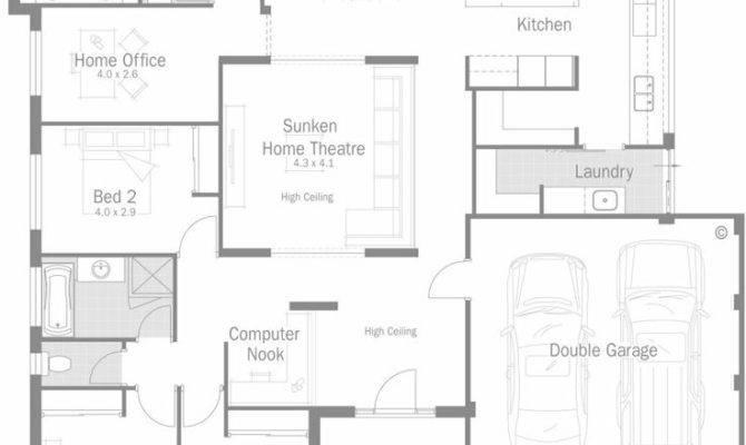 Dale Alcock Amari Floorplan Floor Plans Pinterest