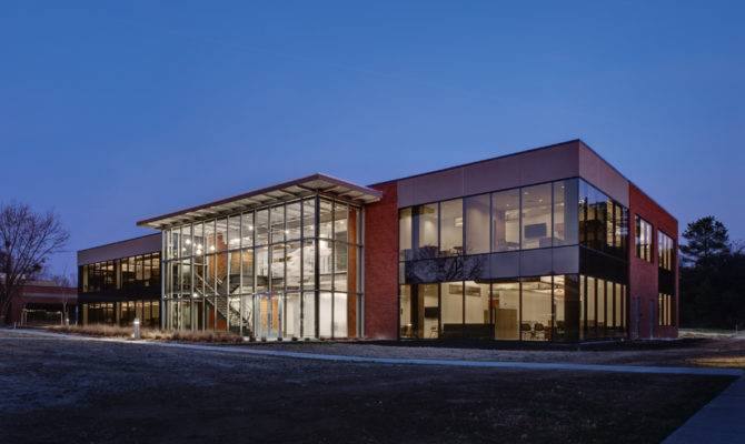 Dallan Recently Completed Two Story Office Building