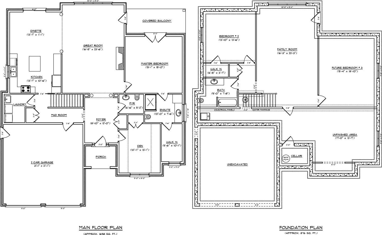 Dalm Construction Home Designs
