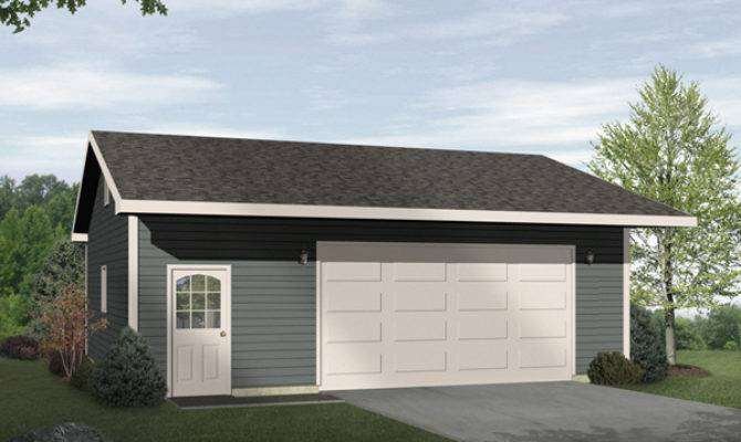 Damani Modern Garage Plan House Plans More