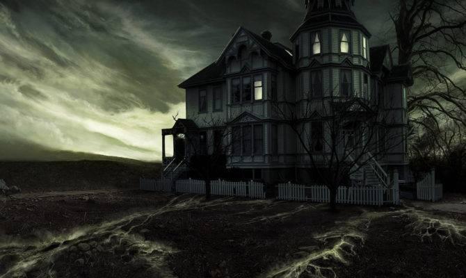 Dark Gothic House