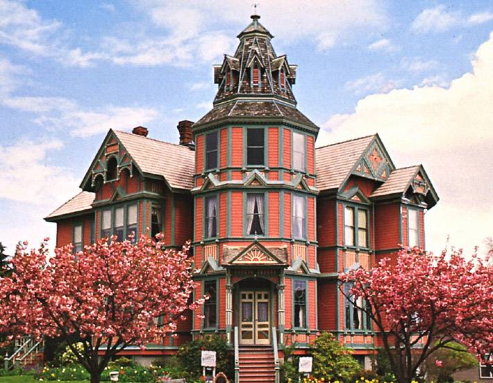 Dave Victorian House Port Townsend