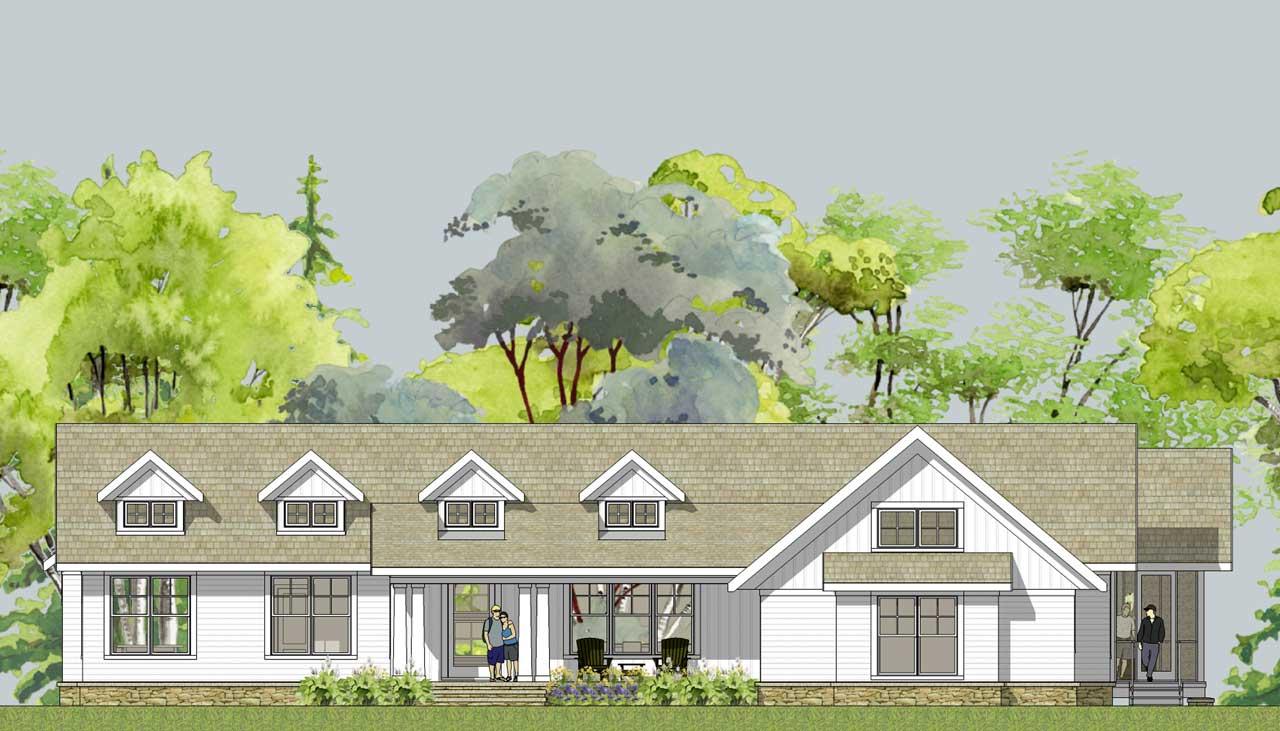 Daylight Basement Home Plans Fantastic Danutabois