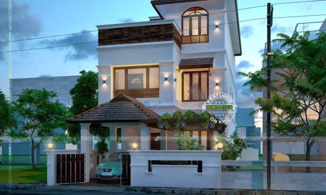 December Kerala Home Design Floor Plans