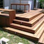 Deck Box Stairs Designs Home Landscaping