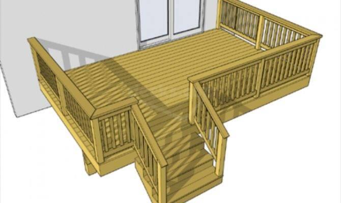 Deck Building Plans Designed Your House