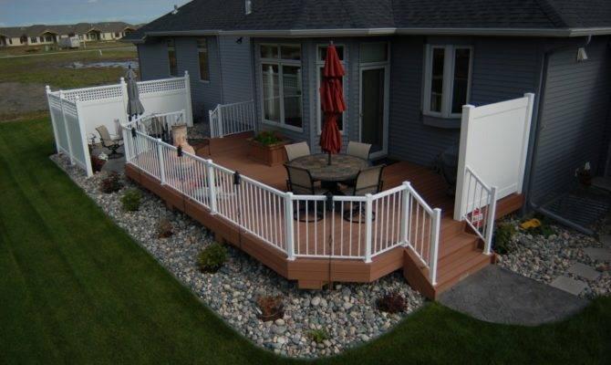 Deck Design Building Fargo Moorhead