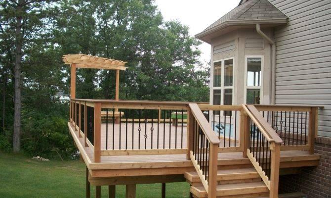 Deck Designs Pergola Custom Pergolas