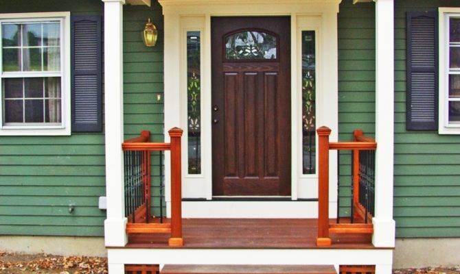 Deck Front Porch Designs