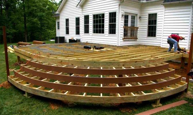 Deck Photos Ipe Designs Drawings Plans