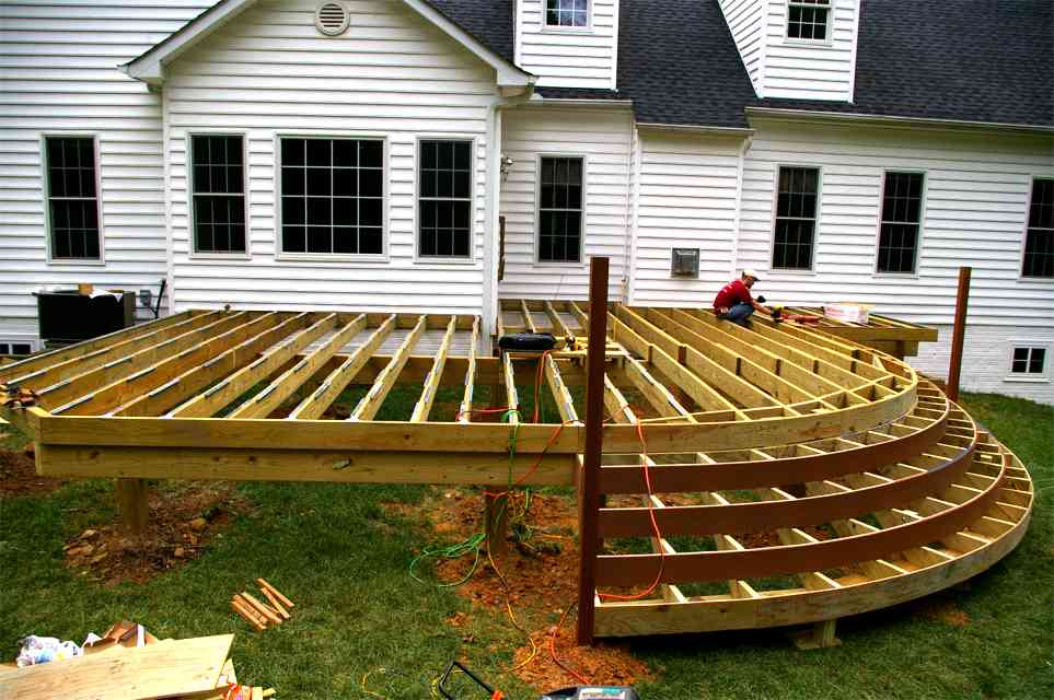 Deck Photos Ipe Designs Drawings Plans