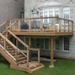 Deck Plan High Single Level