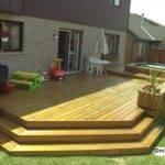 Deck Plan Large Low Level Spa