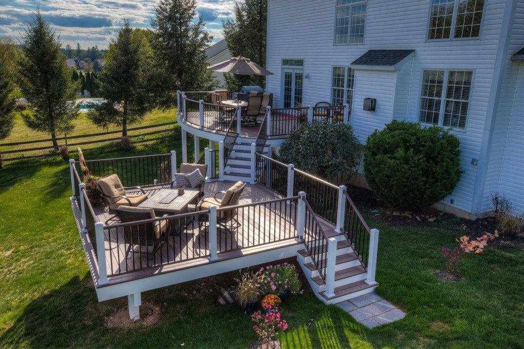 Deck Porch Design Options Stump Decks Lancaster