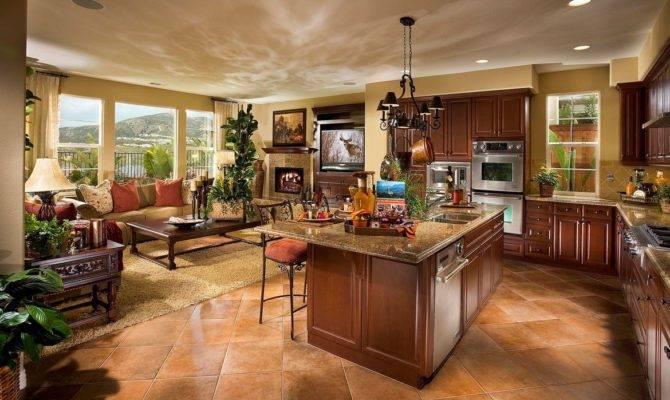 Decorate Open Concept Homes Ttv Decor