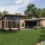 Decorated Homes Frank Lloyd Wright Prairie House