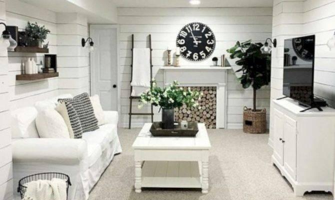 Decorating Ideas Makeover Your Basement Futurist