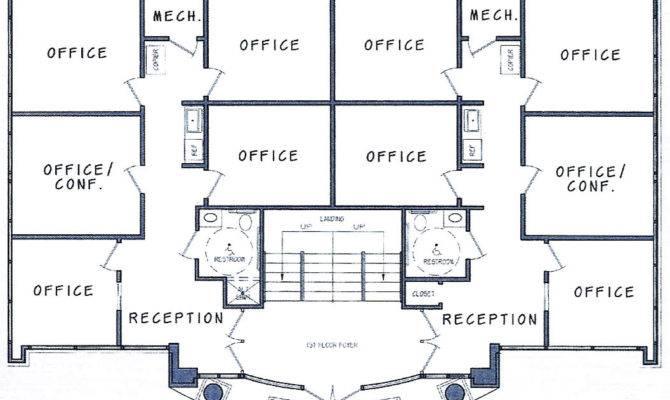 Decoration Ideas Office Building Floorplans