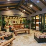 Del Sur Country House Veranda Room Traditional Patio