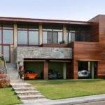 Delicately Masculine Beautiful House